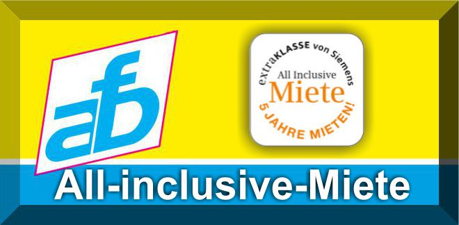 All-inclusive-Miete