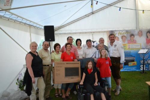 Feier 55 Jahre Elektro Blazej