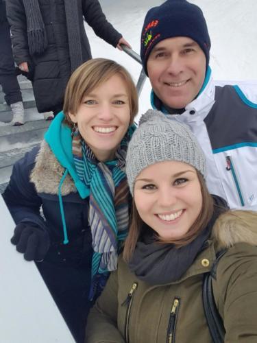 Skiflug WM Kulm Patrizia Pulling
